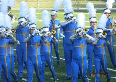 2017 BMR Marching Band