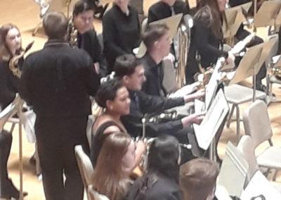 Blackstone-Millville Wind Ensemble at Symphony Hall