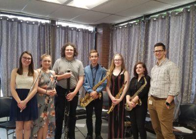 BMR Woodwind Choir May 2019