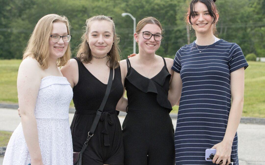 Scholarship and Spring Concert Photos